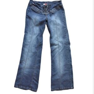Tommy Hilfiger Womens Vintage LUY LUY Jeans Size 9